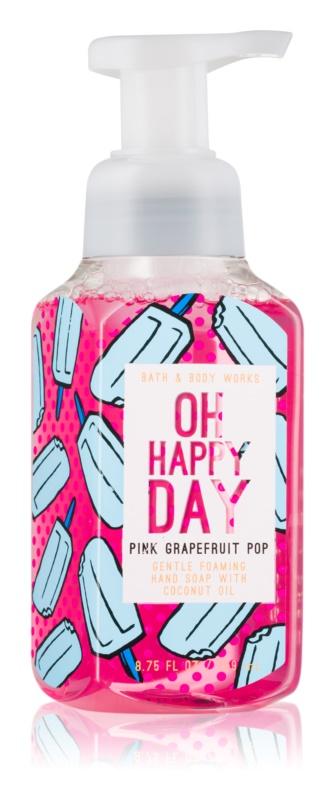 Bath & Body Works Pink Grapefruit Pop Sapun spuma pentru maini