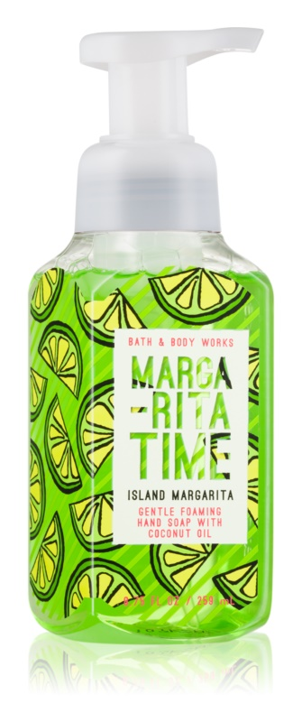 Bath & Body Works Island Margarita Foaming Hand Soap