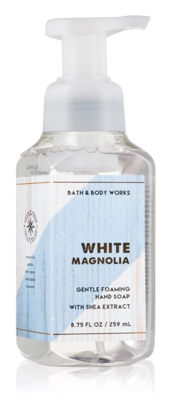 Bath & Body Works White Magnolia savon moussant pour les mains