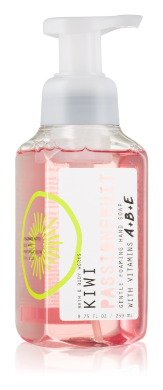 Bath & Body Works Kiwi Passionfruit pjenasti sapun za ruke