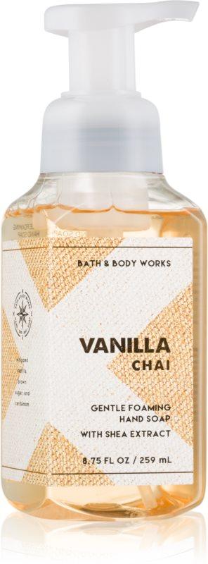 Bath & Body Works Vanilla Chai Foaming Hand Soap