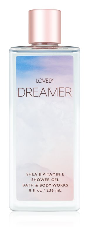 Bath & Body Works Lovely Dreamer gel douche pour femme 236 ml