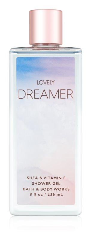 Bath & Body Works Lovely Dreamer gel za prhanje za ženske 236 ml