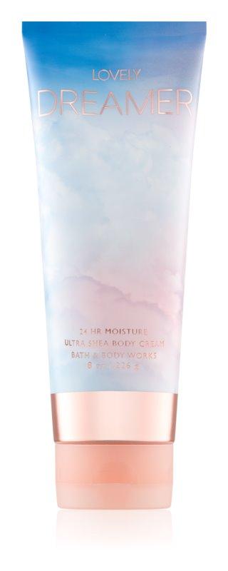 Bath & Body Works Lovely Dreamer telový krém pre ženy 226 g