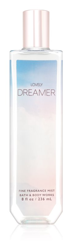 Bath & Body Works Lovely Dreamer спрей для тіла для жінок 236 мл