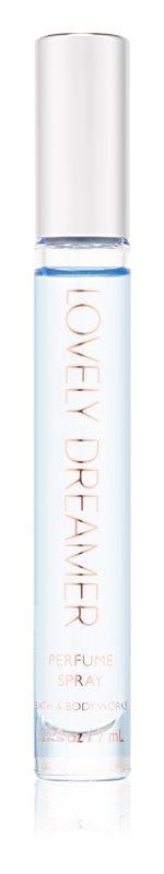 Bath & Body Works Lovely Dreamer parfumovaná voda pre ženy 7 ml