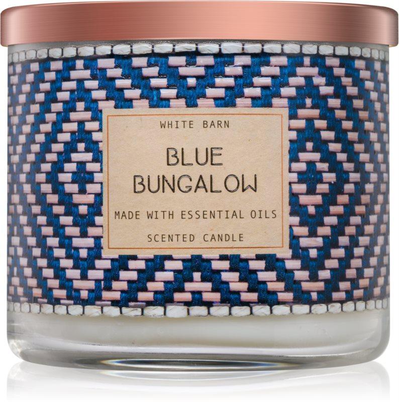 Bath & Body Works Blue Bungalow bougie parfumée 411 g