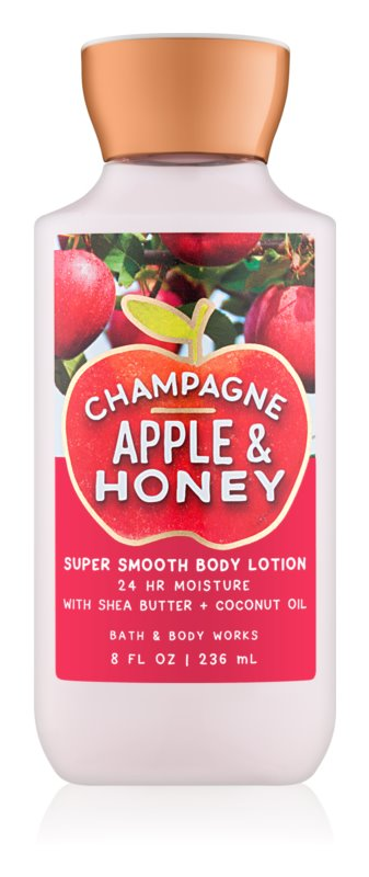 Bath & Body Works Champagne Apple & Honey Body Lotion for Women 236 ml