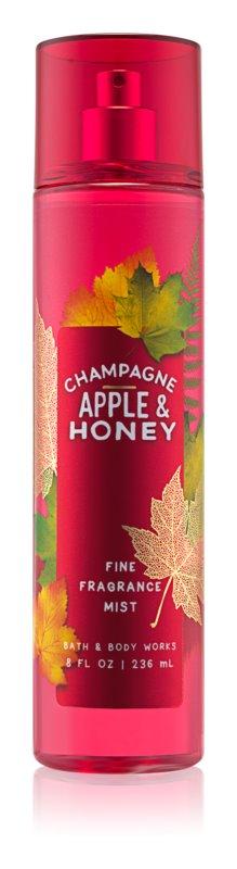 Bath & Body Works Champagne Apple & Honey spray pentru corp pentru femei 236 ml