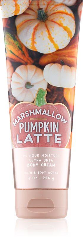 Bath & Body Works Marshmallow Pumpkin Latte crème corps pour femme 226 g