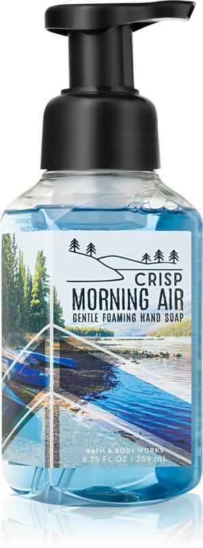 Bath & Body Works Crisp Morning Air hab szappan kézre