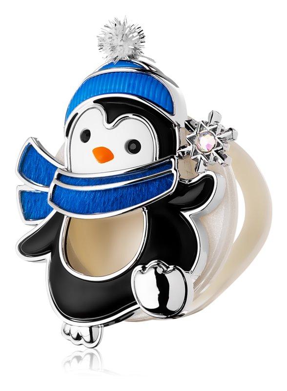 Bath & Body Works Penguin Blue Houder voor auto luchtverfrisser   ophangbaar