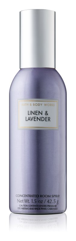 Bath & Body Works Linen & Lavender parfum d'ambiance 42,5 g