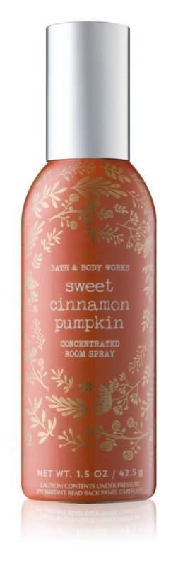 Bath & Body Works Sweet Cinnamon Pumpkin Room Spray 42,5 g I.