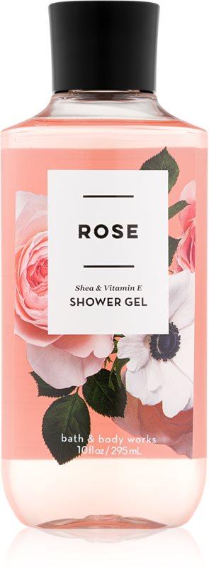 Bath & Body Works Rose sprchový gél pre ženy 295 ml