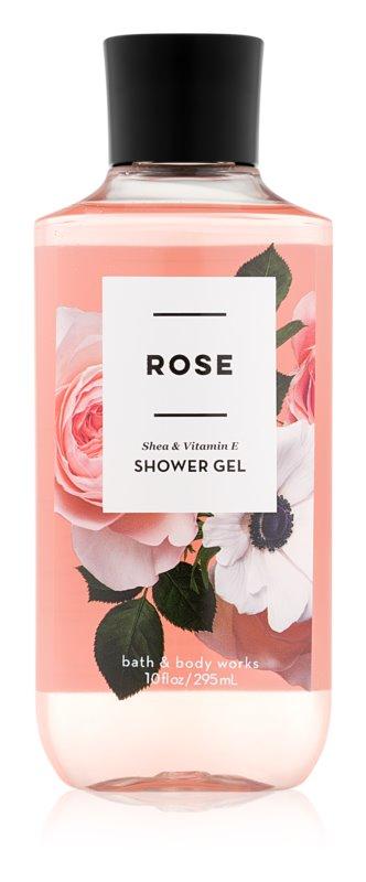 Bath & Body Works Rose sprchový gel pro ženy 295 ml