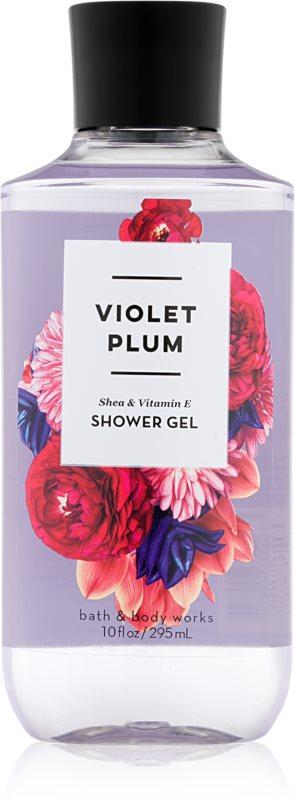 Bath & Body Works Violet Plum Douchegel voor Vrouwen  295 ml
