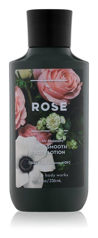 Bath & Body Works Rose telové mlieko pre ženy 236 ml