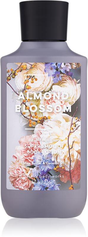 Bath & Body Works Almond Blossom tělové mléko pro ženy 236 ml