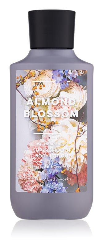 Bath & Body Works Almond Blossom telové mlieko pre ženy 236 ml