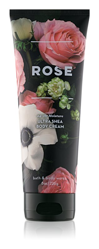 Bath & Body Works Rose Body Cream for Women 226 g