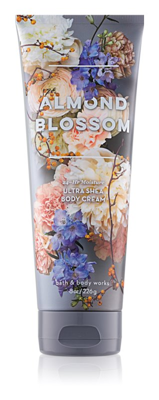 Bath & Body Works Almond Blossom Body Cream for Women 226 g