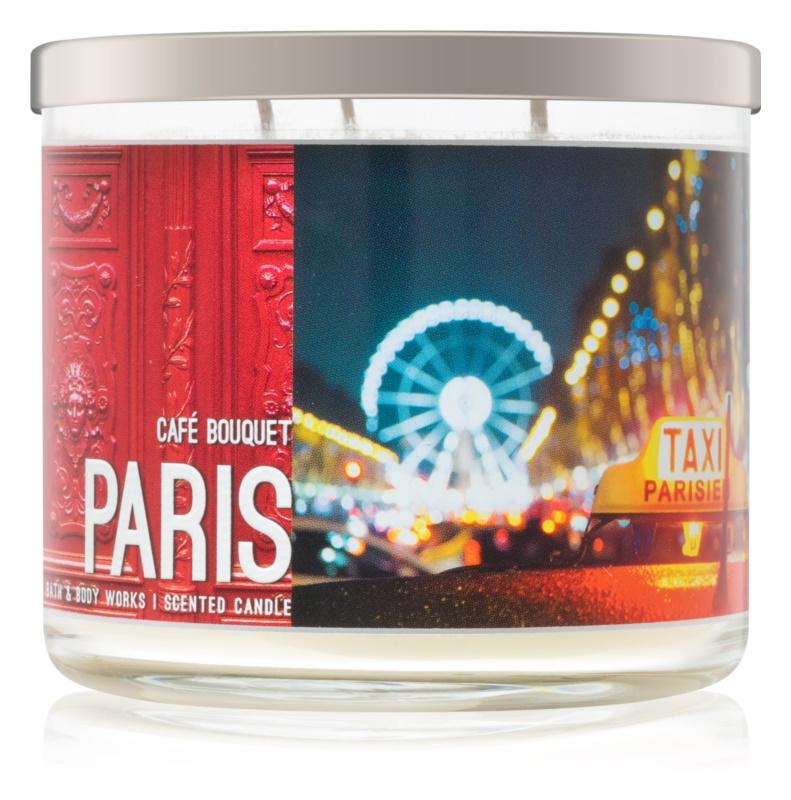 Bath & Body Works Café Bouquet bougie parfumée 411 g  Paris