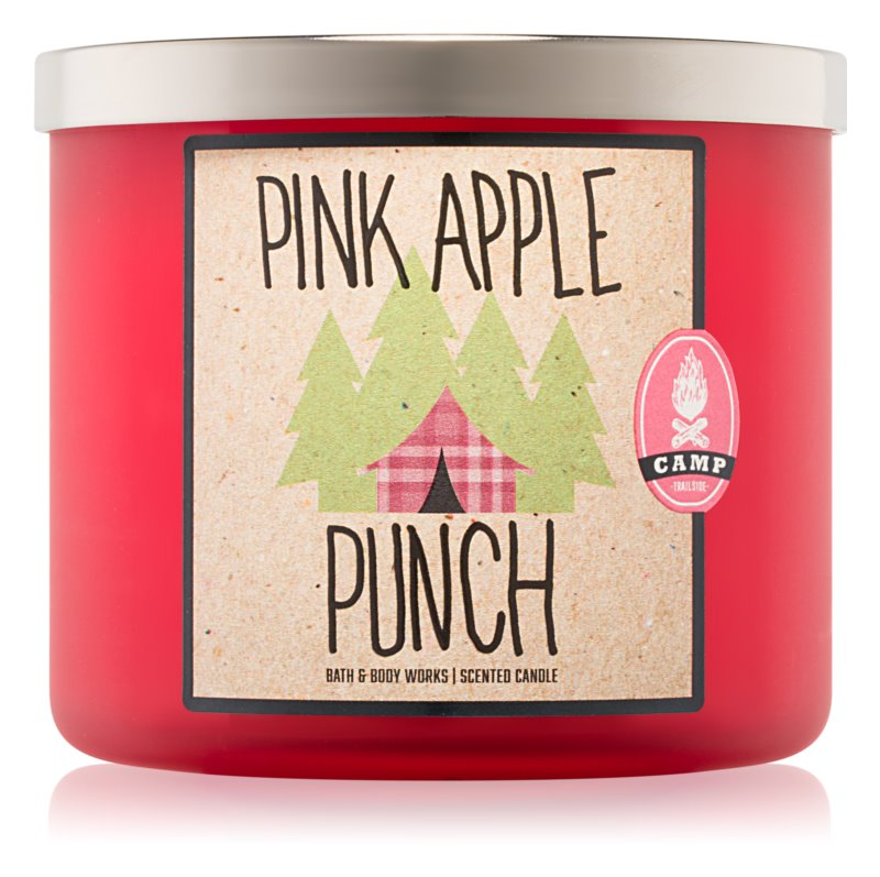 Bath & Body Works Pink Apple Punch Duftkerze  411 g