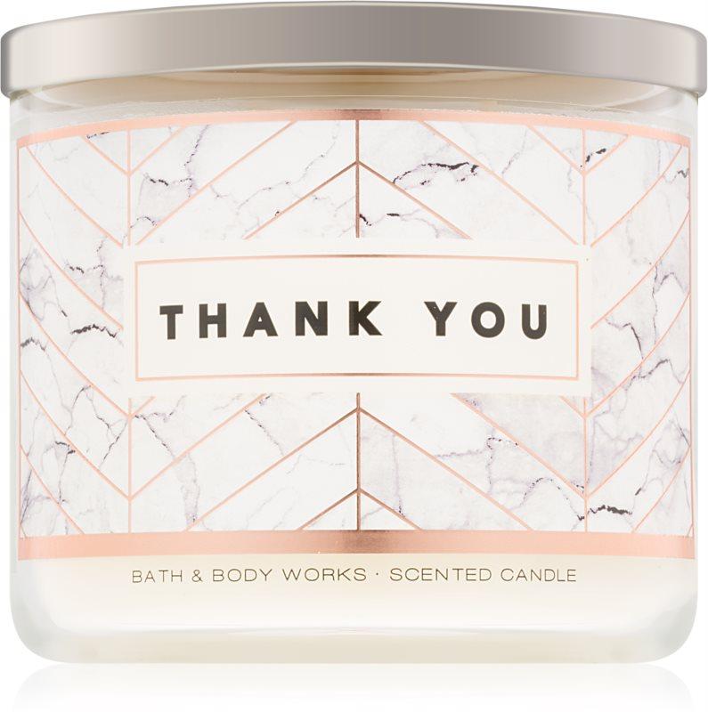 Bath & Body Works Merci Paris bougie parfumée 411 g I.