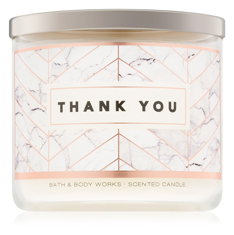 Bath & Body Works Merci Paris mirisna svijeća 411 g I.