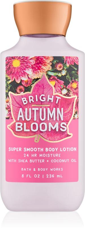 Bath & Body Works Bright Autumn Blooms Bodylotion  voor Vrouwen  236 ml