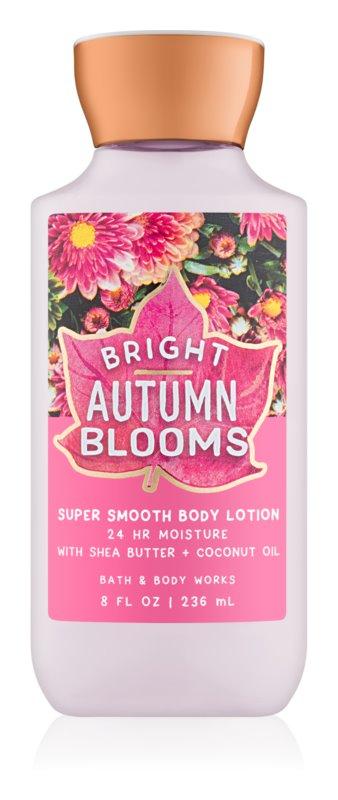 Bath & Body Works Bright Autumn Blooms lotion corps pour femme 236 ml