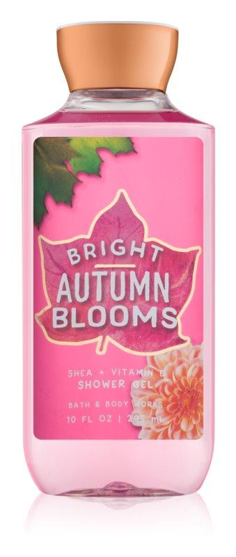 Bath & Body Works Bright Autumn Blooms gel douche pour femme 295 ml