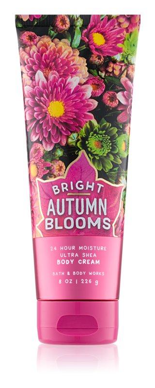 Bath & Body Works Bright Autumn Blooms Body Cream for Women 226 g