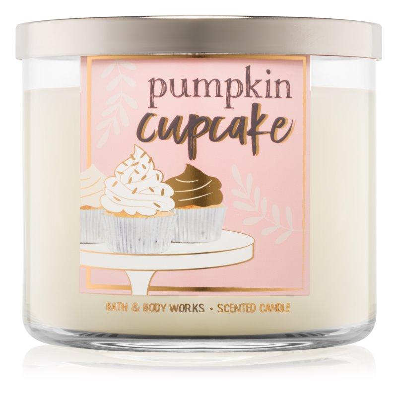 Bath & Body Works Pumpkin Cupcake Geurkaars 411 gr