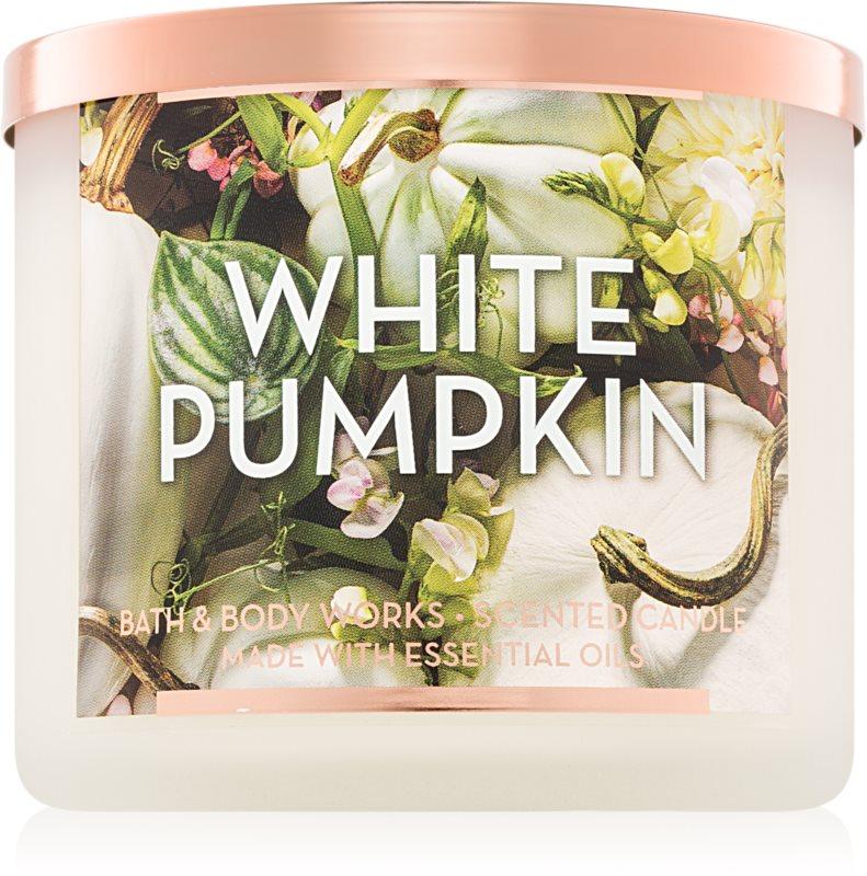 Bath & Body Works White Pumpkin bougie parfumée 411 g