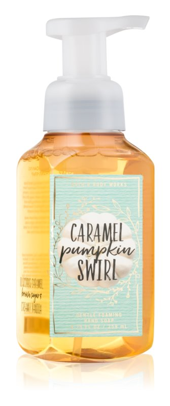 Bath & Body Works Caramel Pumpkin Swirl мило-піна для рук