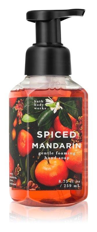 Bath & Body Works Spiced Mandarin Sapun spuma pentru maini