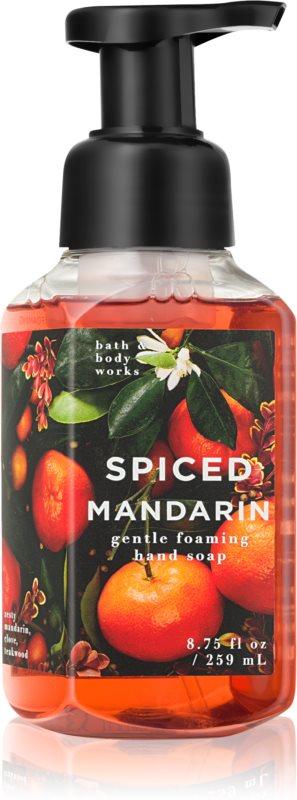 Bath & Body Works Spiced Mandarin Schaumseife zur Handpflege