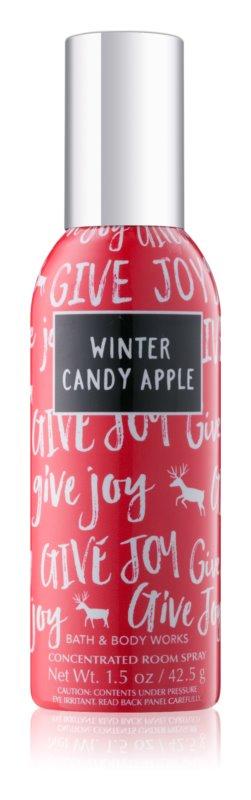 Bath & Body Works Winter Candy Apple parfum d'ambiance 42,5 g