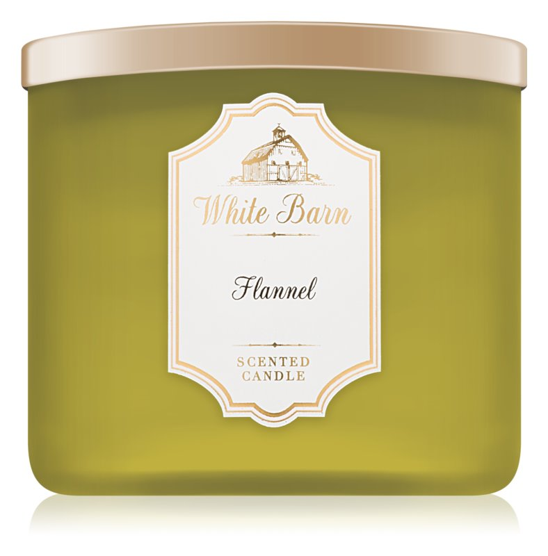 Bath & Body Works Flannel Scented Candle 411 g VI.