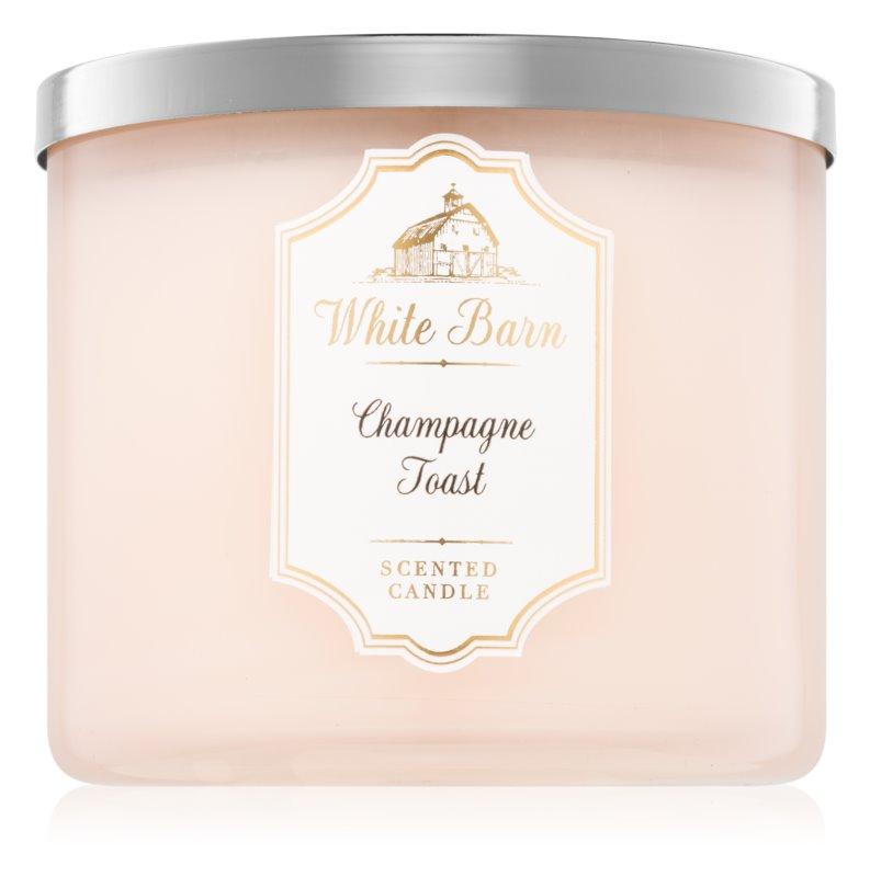 Bath & Body Works Champagne Toast dišeča sveča  411 g