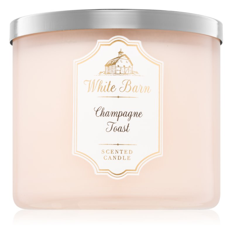 Bath & Body Works Champagne Toast Scented Candle 411 g