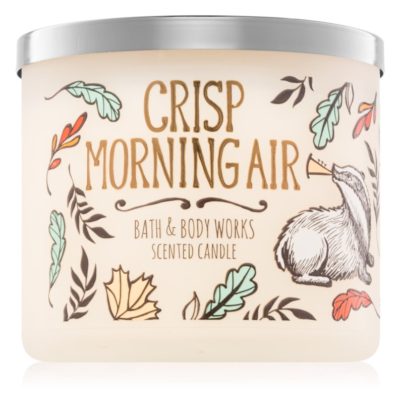 Bath & Body Works Crisp Morning Air bougie parfumée 411 g
