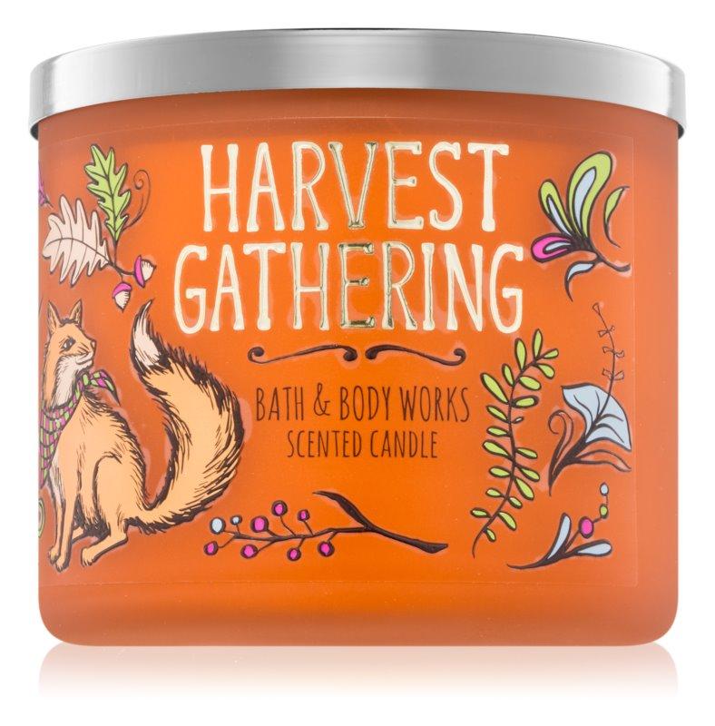 Bath & Body Works Harvest Gathering bougie parfumée 411 g