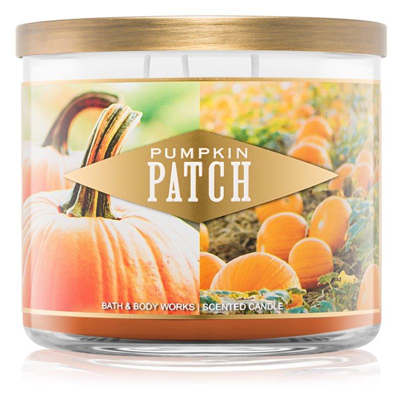 Bath & Body Works Pumpkin Patch dišeča sveča  411 g