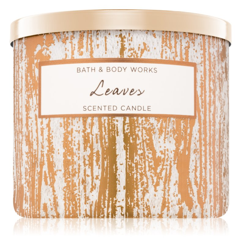 Bath & Body Works Leaves Scented Candle 411 g I.