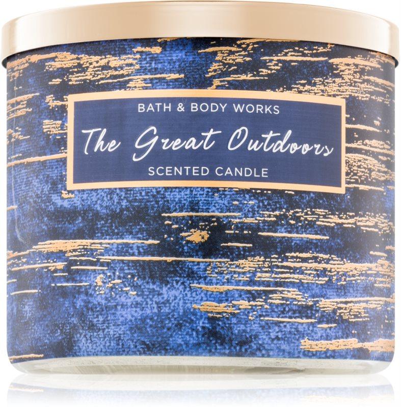 Bath & Body Works The Great Outdoors dišeča sveča  411 g