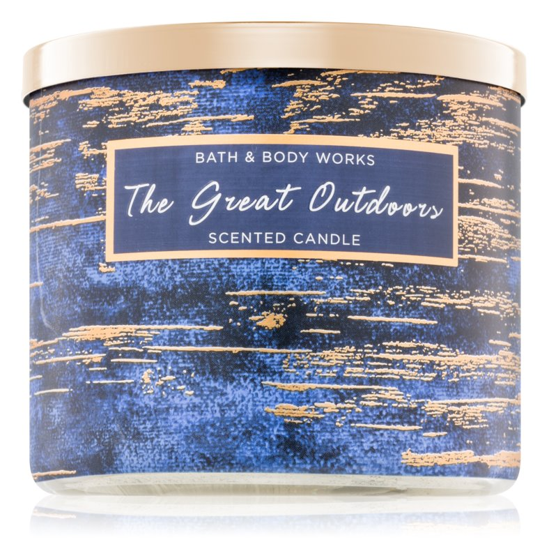 Bath & Body Works The Great Outdoors Scented Candle 411 g