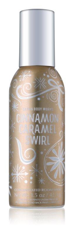 Bath & Body Works Cinnamon Caramel Swirl parfum d'ambiance 42,5 g